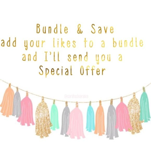 Bundle your likes for a discount!!!